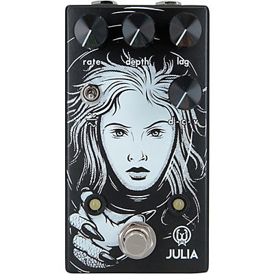 Walrus Audio Julia Analog Chorus/Vibrato V2 Effects Pedal