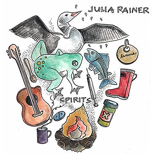 Alliance Julia Rainer - Spirits