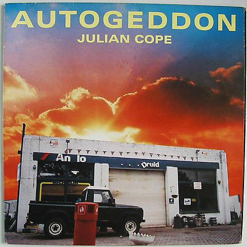 Alliance Julian Cope - Autogeddon - 25th Anniversary Edition