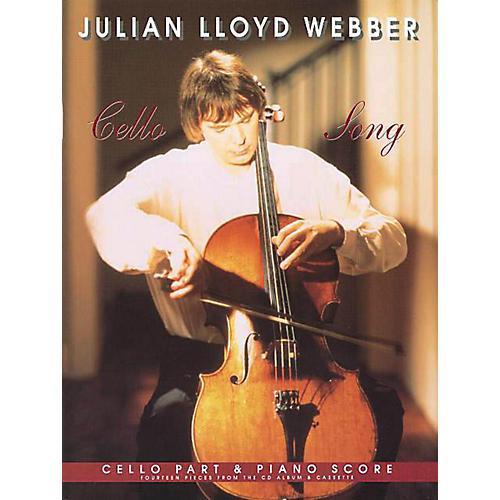 Chester Music Julian Lloyd Webber - Cello Song Music Sales America Series Performed by Julian Lloyd Webber