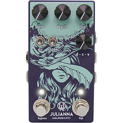 Walrus Audio Julianna Stereo Analog Chorus/Vibrato
