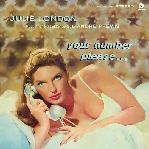 Alliance Julie London - Your Number Please