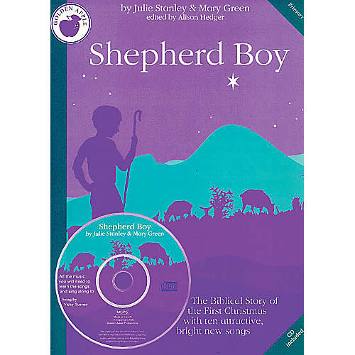 Music Sales Julie Stanley: Shepherd Boy (Teacher's Book) Music Sales America Series Written by Julie Stanley