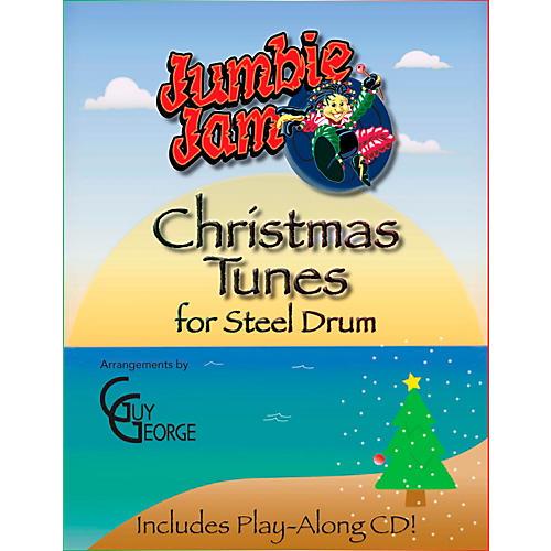 Panyard Jumbie Jam Christmas Tunes for Steel Drum (Book)