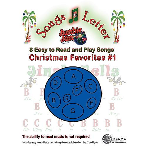 Panyard Jumbie Jam Songs by Letter Song Book - Christmas
