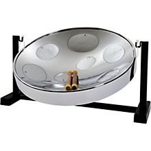 Jumbie Jam Table Top Steel Drum Kit Chrome
