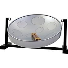 Jumbie Jam Table Top Steel Drum Kit Silver