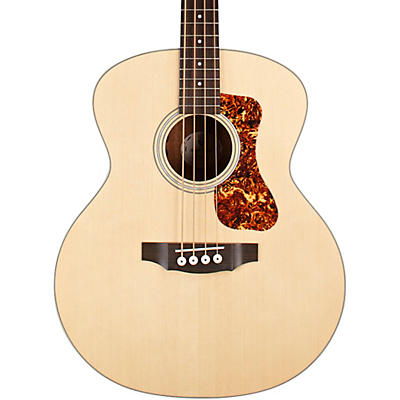 Guild Jumbo B-240E Acoustic-Electric Bass Guitar