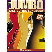 Hal Leonard Jumbo Easy Guitar Tab Book