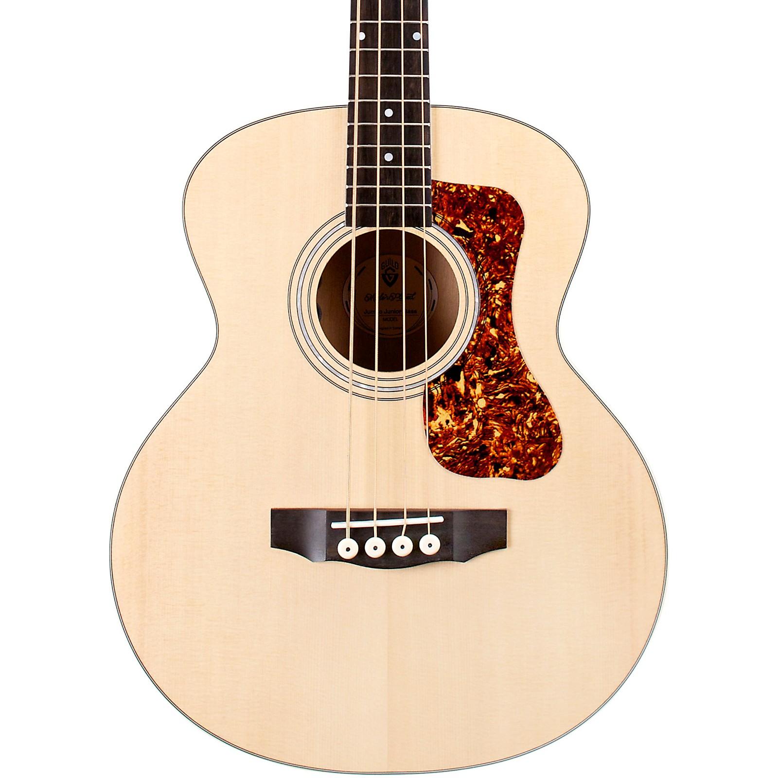 Guild Jumbo Junior Acoustic-Electric Bass Guitar