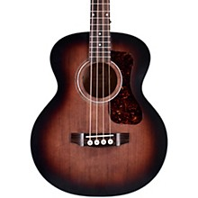 Open Box Guild Jumbo Junior Acoustic-Electric Bass Guitar