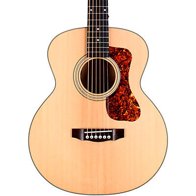 Guild Jumbo Junior Flamed Maple Acoustic-Electric Guitar