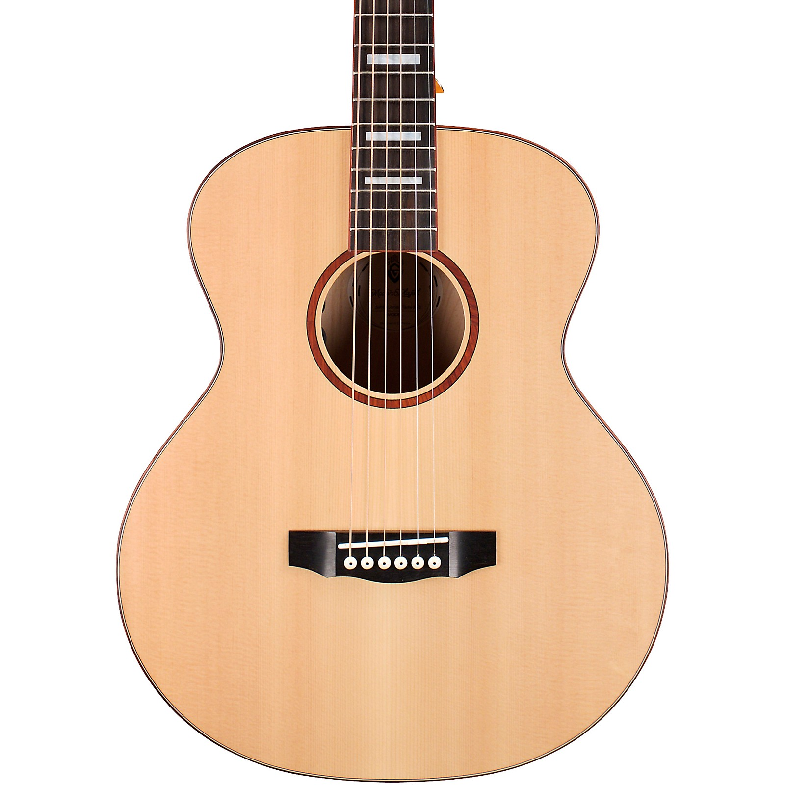 Guild Jumbo Junior Reserve Maple Acoustic-Electric Guitar