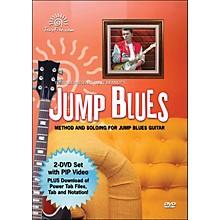 Hal Leonard Jump Blues - Instructional Guitar 2-DVD Pack Featuring Matt Brandt