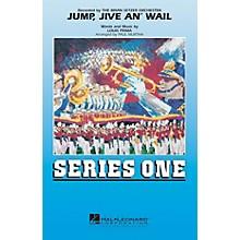 Hal Leonard Jump, Jive an' Wail Marching Band Level 2 by Brian Setzer Orchestra Arranged by Paul Murtha