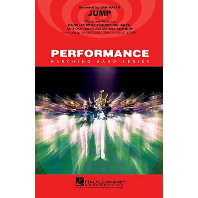 Hal Leonard Jump Marching Band Level 4 by Van Halen Arranged by Jay Bocook