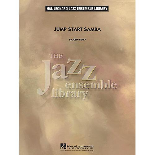 Hal Leonard Jump Start Samba Jazz Band Level 4 Composed by John Berry