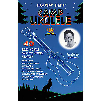 Flea Market Music Jumpin' Jim's Camp Ukulele Tab Songbook