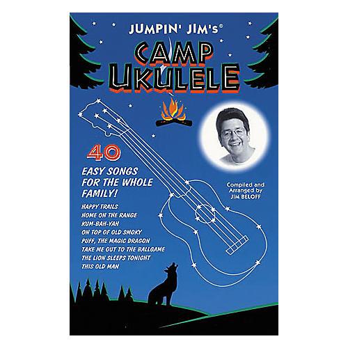 Flea Market Music Jumpin' Jim's Camp Ukulele Tab Songbook