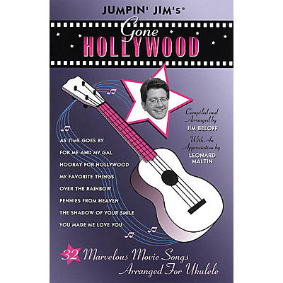 Flea Market Music Jumpin' Jim's Gone Hollywood Ukulele Tab Songbook