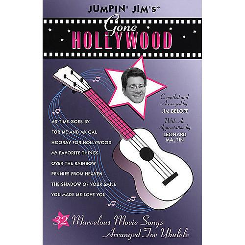 Flea Market Music Jumpin' Jim's Gone Hollywood Ukulele Tab Songbook