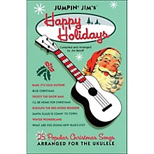 Hal Leonard Jumpin' Jim's Happy Holidays Uke Songbook