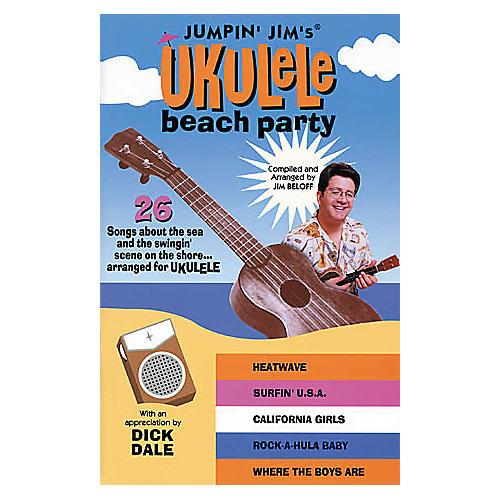 Flea Market Music Jumpin' Jim's Ukulele Beach Party Tab Songbook