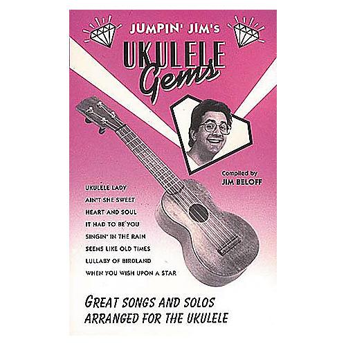 Flea Market Music Jumpin' Jim's Ukulele Gems Tab Songbook