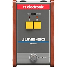 TC Electronic June-60 Chorus Effects Pedal