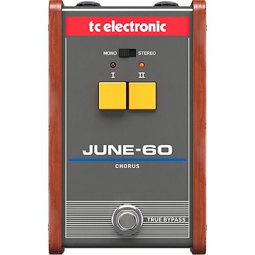 June-60 Chorus Effects Pedal