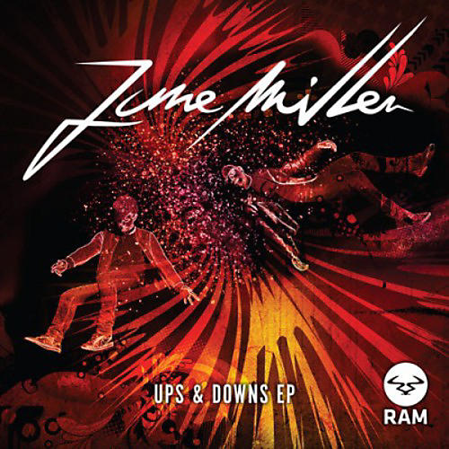 Alliance June Miller - Ups & Downs EP