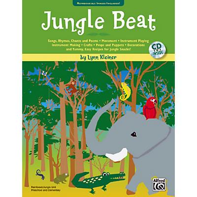 Alfred Jungle Beat Book & CD