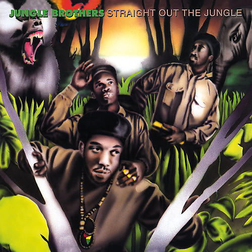 Alliance Jungle Brothers - Straight Out the Jungle