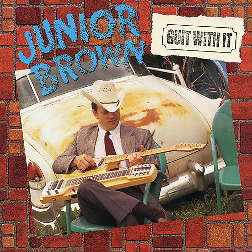 Alliance Junior Brown - Guit with It