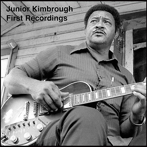 Alliance Junior Kimbrough - First Recordings