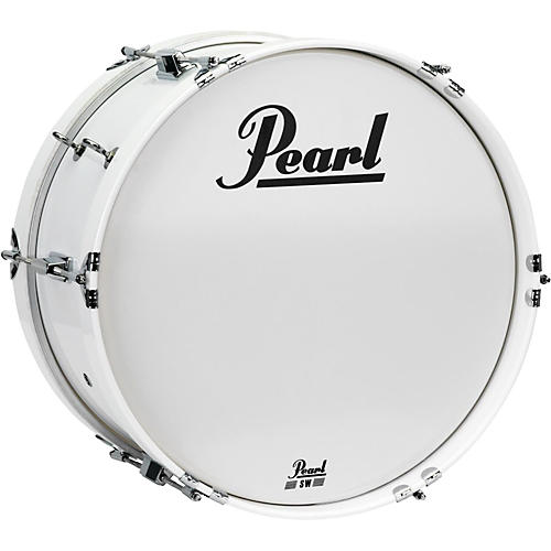Pearl Junior Marching Bass Drum and Carrier