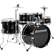 Junior Outfit Drum Set Black