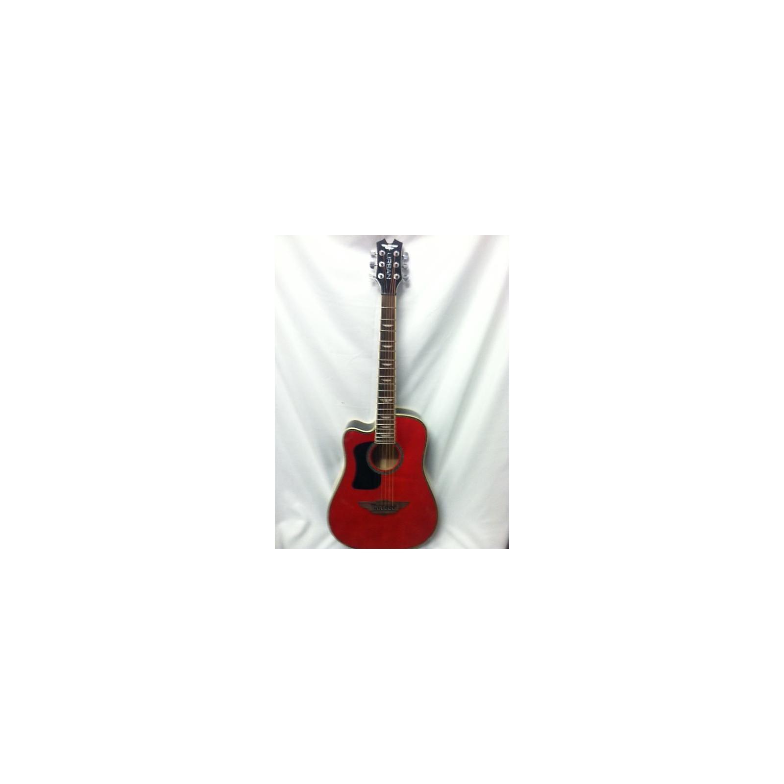 Keith Urban Junior Player Left Hand Acoustic Guitar