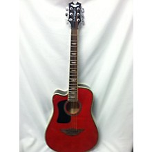 Keith Urban Junior Player Left Hand Acoustic Guitar