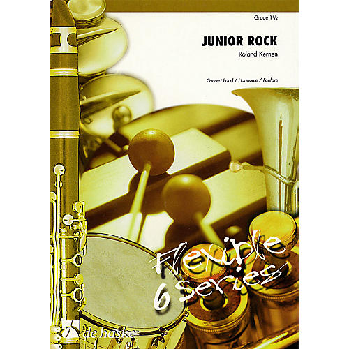 Hal Leonard Junior Rock Sc Only  Grade 2 Concert Band