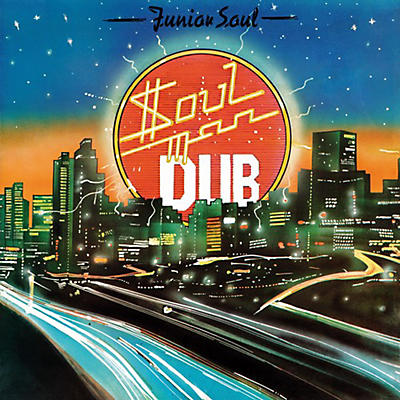 Junior Soul - Soul Dub Man