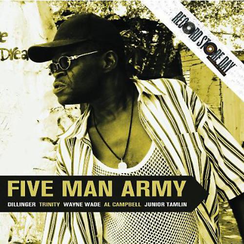 Alliance Junior Tamlins - Five Man Army