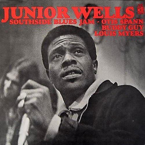 Alliance Junior Wells - Southside Blues Jam