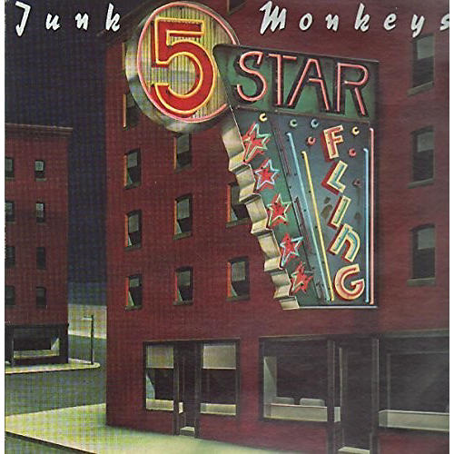 Alliance Junk Monkeys - 5 Star Fling