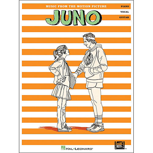 Hal Leonard Juno - Music From The Motion Picture Soundtrack arranged for piano, vocal, and guitar (P/V/G)