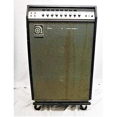 Ampeg Jupiter 22 B-22X Tube Bass Combo Amp