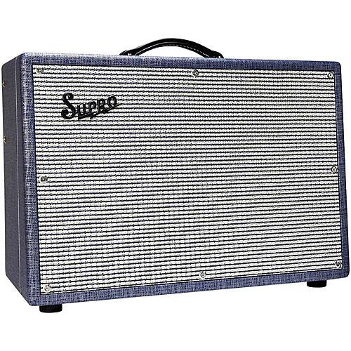 Supro Jupiter 60W 1x12 Tube Guitar Combo Amplifier