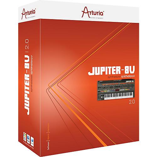 Arturia Jupiter-8V 2.0 Virtual Instrument Software