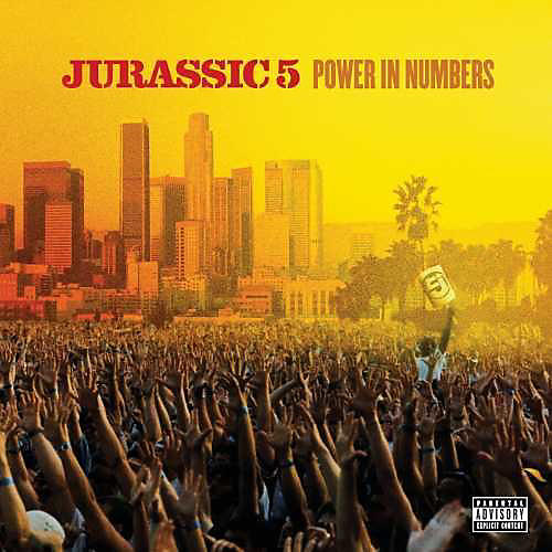 Alliance Jurassic 5 - Power in Numbers