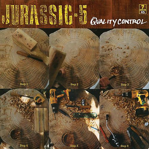 Alliance Jurassic 5 - Quality Control / Jarass Finish First